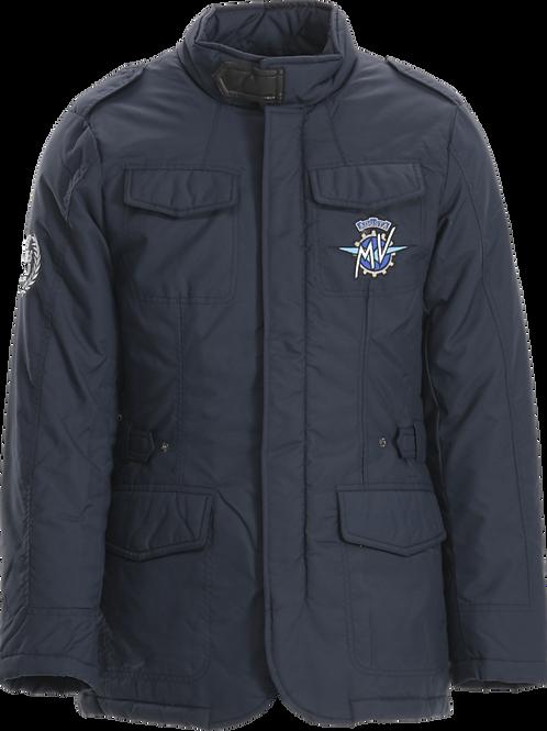 Mv Agusta Winter Jacket blue