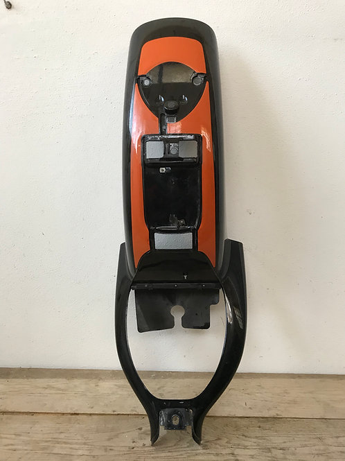 Honda Codone nero-arancio  VT 600 Shadow  S.L