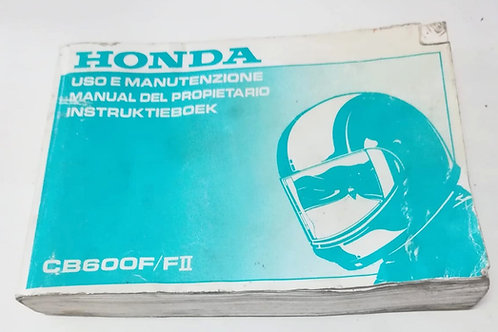 Honda CB600 F/F II - ITALIANO