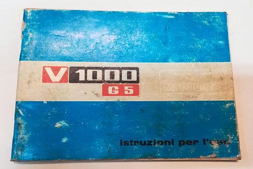 Moto Guzzi V 1000 GS - ITALIANO