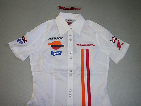 Camicia Gas Honda Racing