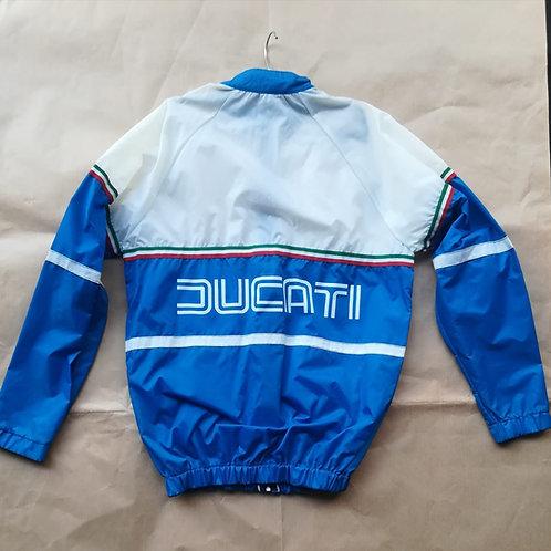 Giacca leggera in nylon Ducati Vintage