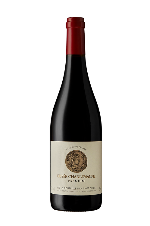 Cuvée Charlemagne Premium Rouge (NEW LABEL)