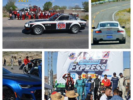 Chihuahua Express moves 1 month ahead