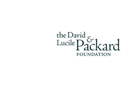 Fondation David & Lucille Packard