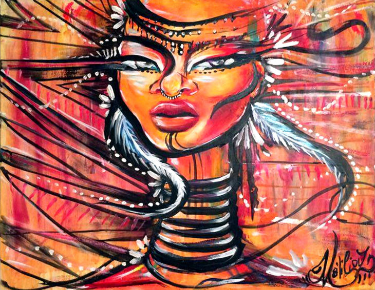 Live Painting Montréal