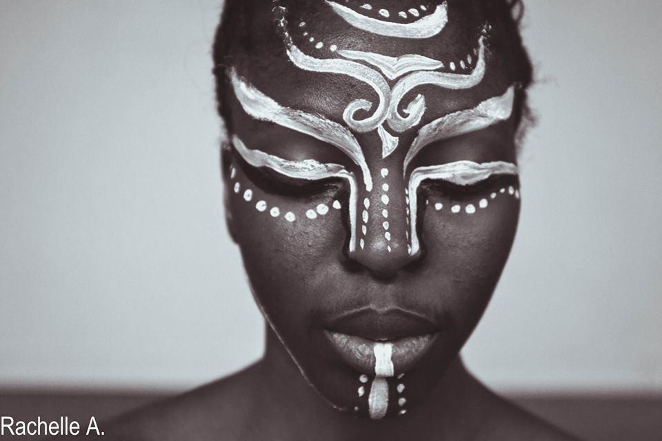 African Inspiration Makeup