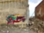 maliciouz graffiti mural ottawa