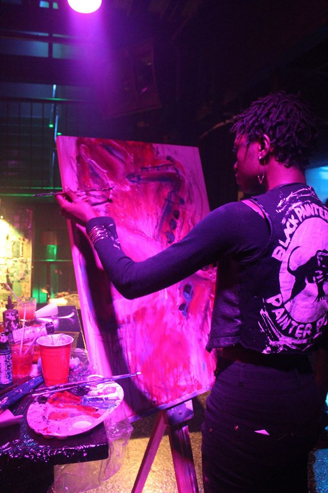 Live Painting Montreal