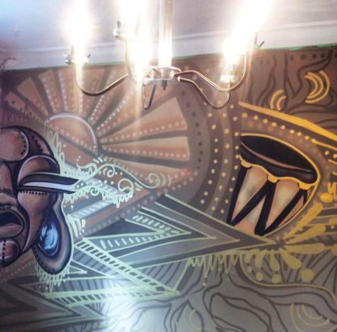 Murale privée
