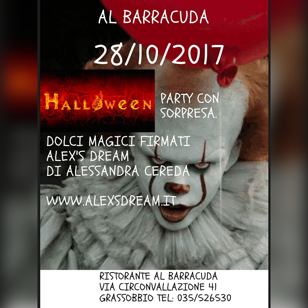Halloween - Party con sorpresa