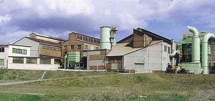 静岡県駿東郡清水町にある木村鋳造所の本社工場の写真