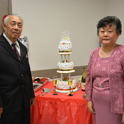50th Wedding Anniversary Party