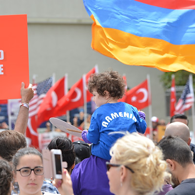 Armenian March for Justice