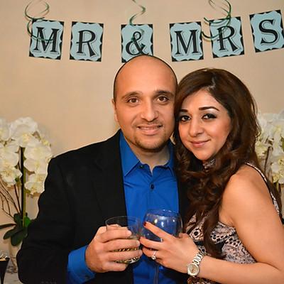Vartan & Kiso Wedding
