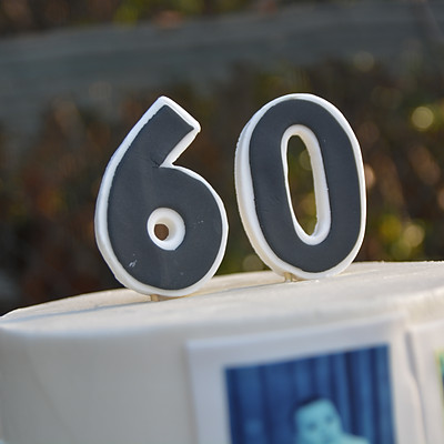 Nidal's 60th Birthday