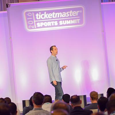Ticketmaster Sports Summit 2016