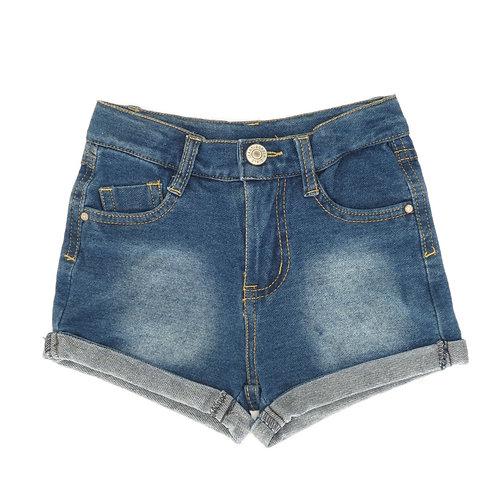 4Y | מכנסי ג'ינס קצרים