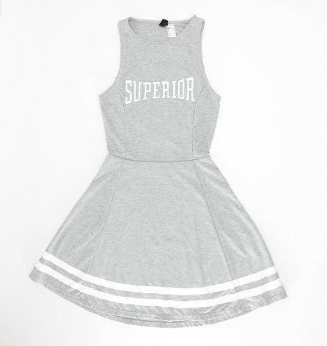 12-13Y | H&M | שמלת טריקו ספורטיבית