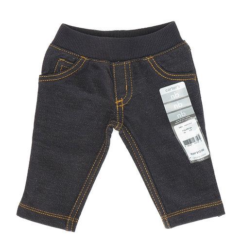 NB   Carter's   מכנסי בד רכים ג'ינס