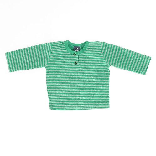 3-6M   חולצה מפוספסת   ילדותי