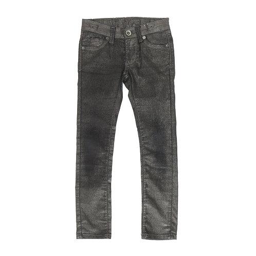 8Y | GOLF | מכנסיים שחורים מנצנצים