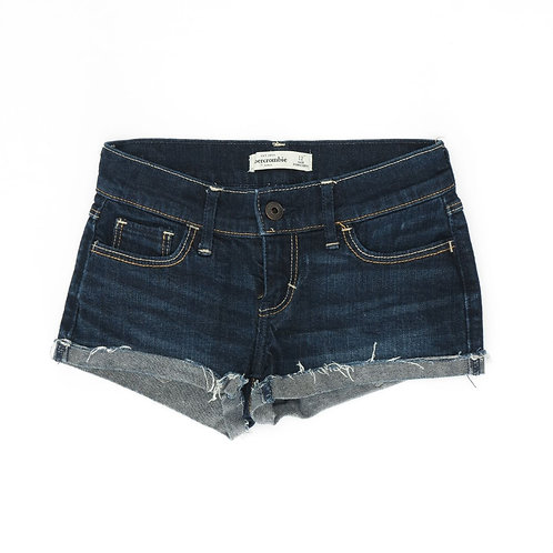 11-12Y | Abercrombie |  מכנסון  ג'ינס