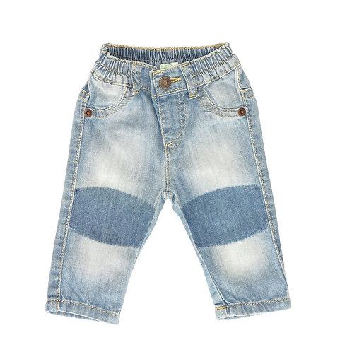 0-3M | BENETTON | מכנסי ג'ינס