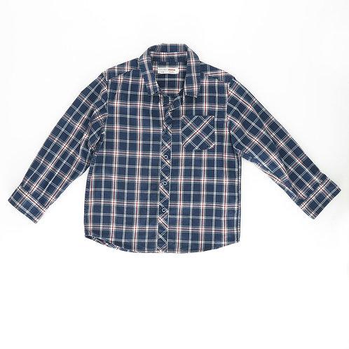 7-8Y | CASTRO | חולצה משובצת