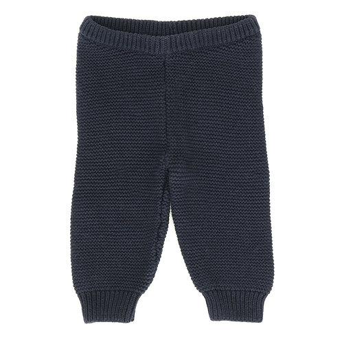 0-3M |  GAP |  מכנסיים כחולים סרוגים