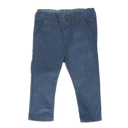 9M | H&M | מכנסי צ'ינו כחולים