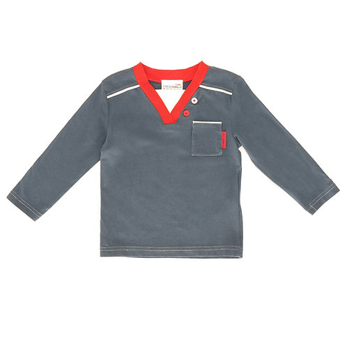 18-24M | COCCODRILLO | חולצת שני הכפתורים
