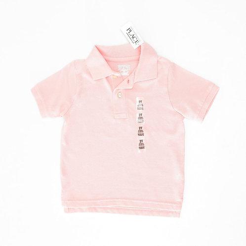 2Y | The Children's Place | חולצת פולו ורודה