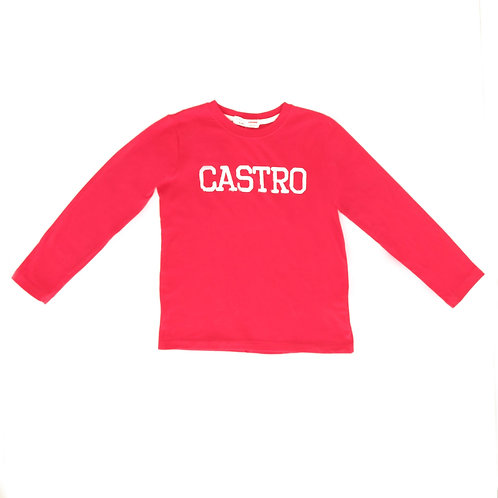 8-9Y   CASTRO   טי-שירט המותג