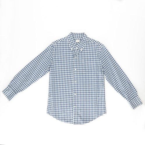 Crew Cut   חולצת כפתורים משובצת