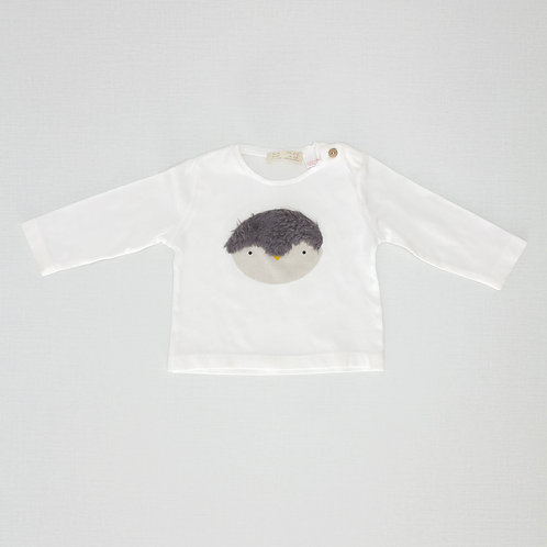 3-6M   ZARA   חולצת אפרוח