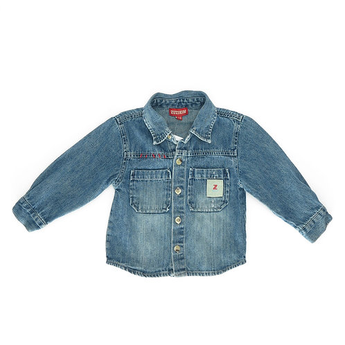 12-18m | Zuzukim || חולצת ג׳ינס