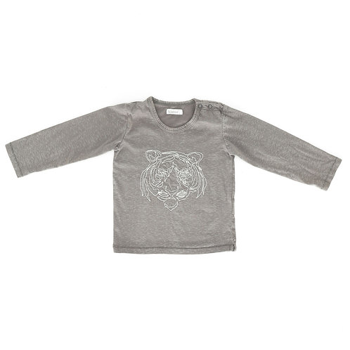 12-18M   MInene   חולצת טריקו נמרית