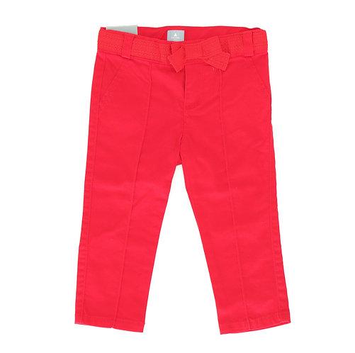 18-24M | מכנסיים אדומים | GAP