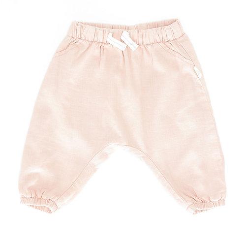 3-6M | H&M | מכנסי שק קורל דו שכבתי