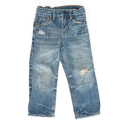 3Y | GAP | מכנסי ג'ינס דו שכבתי