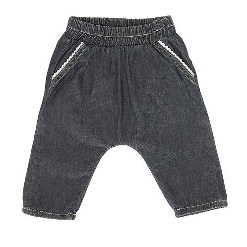 3-6M | MINIME | מכנסי שק כחולות