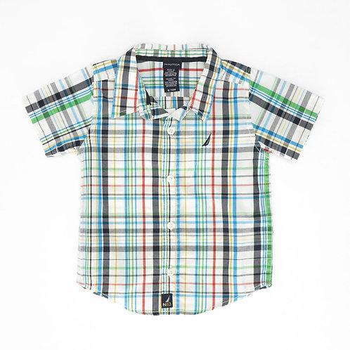 6-12M | NAUTICA | חולצת יאכטה