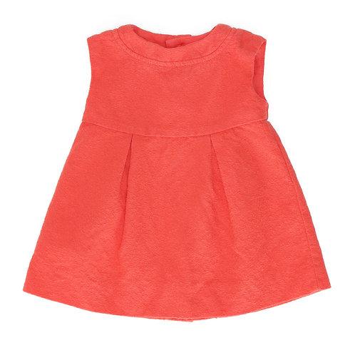 3-6M | ZARA | שמלת קורל