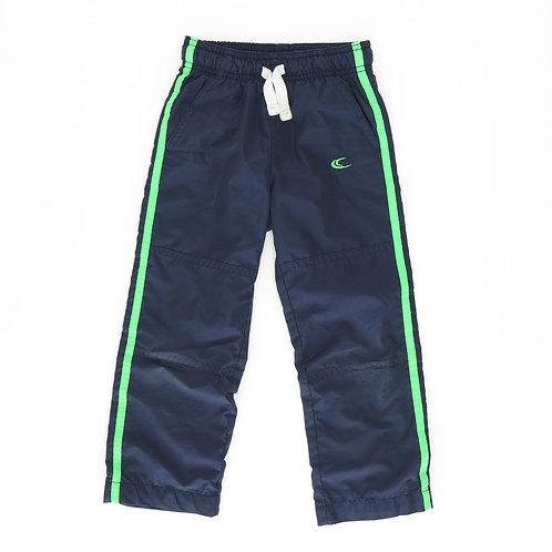 4Y | Carter's |  מכנסי ניילון כחולים
