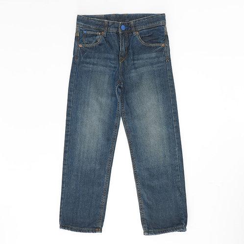 5-6Y | מכנסי ג'ינס דו שכבתי | H&M