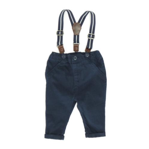 0-3M | NEXT | מכנסים עם שלייקס