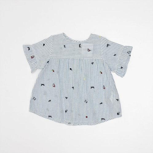 3-4Y | ZARA | חולצת פסים