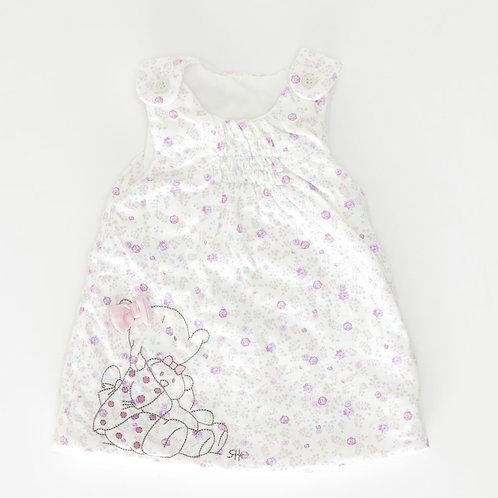 0-3M |  שמלה מרופדת | HL