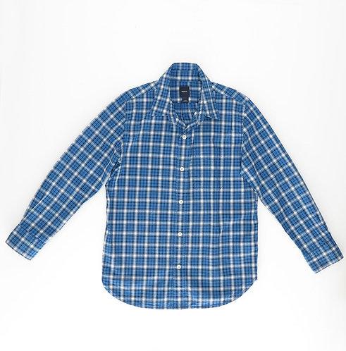 10-11Y | GAP | חולצת כפתורים משובצת